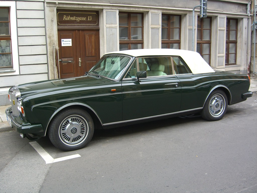 Bentley Ganzlackierung