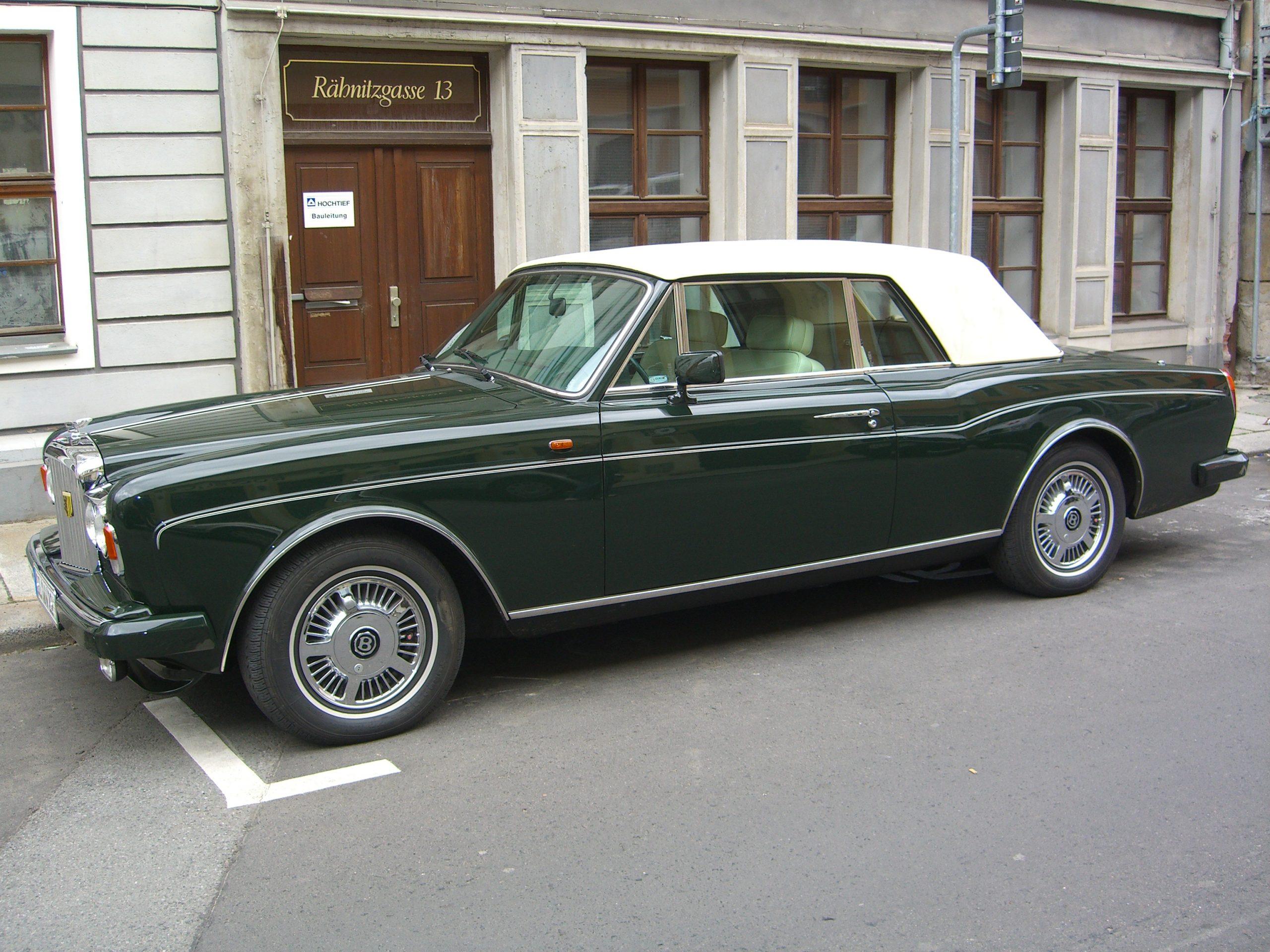 Bentley - Oldtimer
