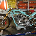 Custombike Lackierung