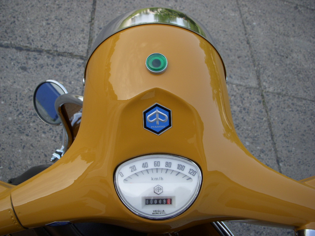 Vespa Amature