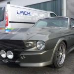 Ford Mustang Eleanor fertig aufbereitet von LACK.BAUER
