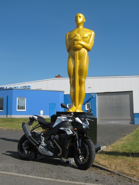EBR mit Oscar