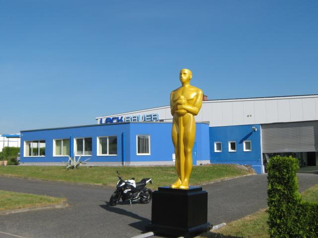 Oscar mit EBR